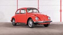 Lot 63 - 1972 Volkswagen Coccinelle 1200