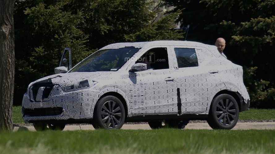 Spy photos indicate Nissan Kicks could come to U.S.
