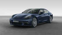 Dreaming with Porsche Panamera's official configurator