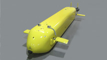 GM and U.S. Navy collaborate on deep-sea drone