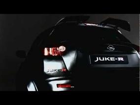 2011 Nissan Juke-R Concept Clip