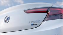 Buick LaCrosse Hybrid Electric Vehicle