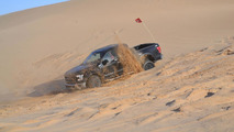 2017 Ford F-150 Raptor prototype tackles the southwestern United States