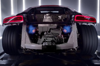 Video: Audi R8 V10 Plus Gets Dirty on the Dyno