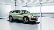 Skoda plotting electric vehicle for 2020 or 2021