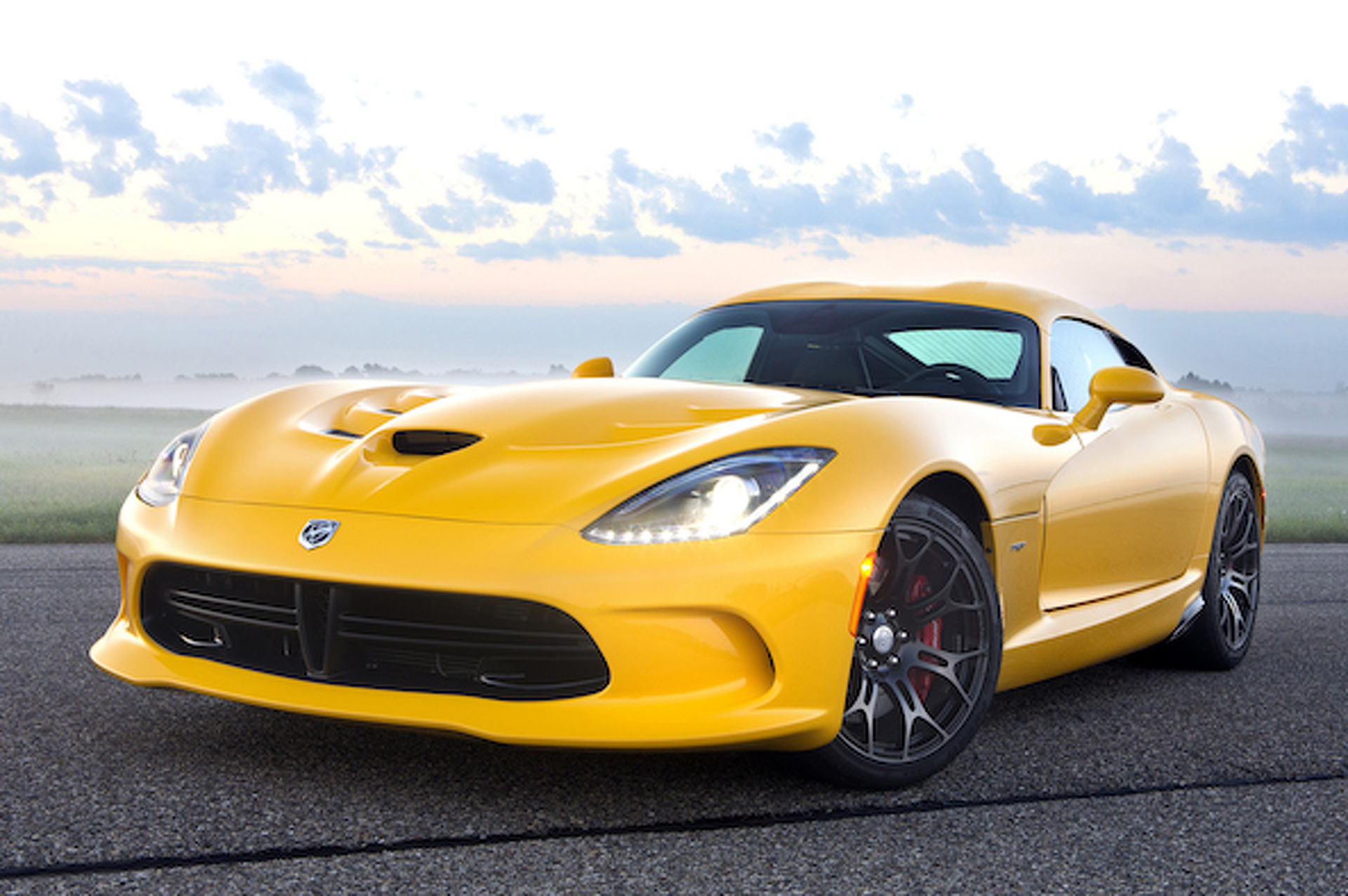 SRT Says No to Automatic, Entry-Level Viper…For Now