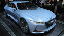 Genesis New York Concept paves the way for 3 Series rival