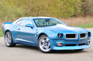 Lingenfelter Turns Back The Clock On Muscle Cars