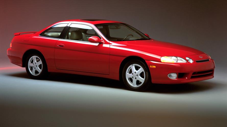 Worst Sports Cars: Lexus SC (first generation)