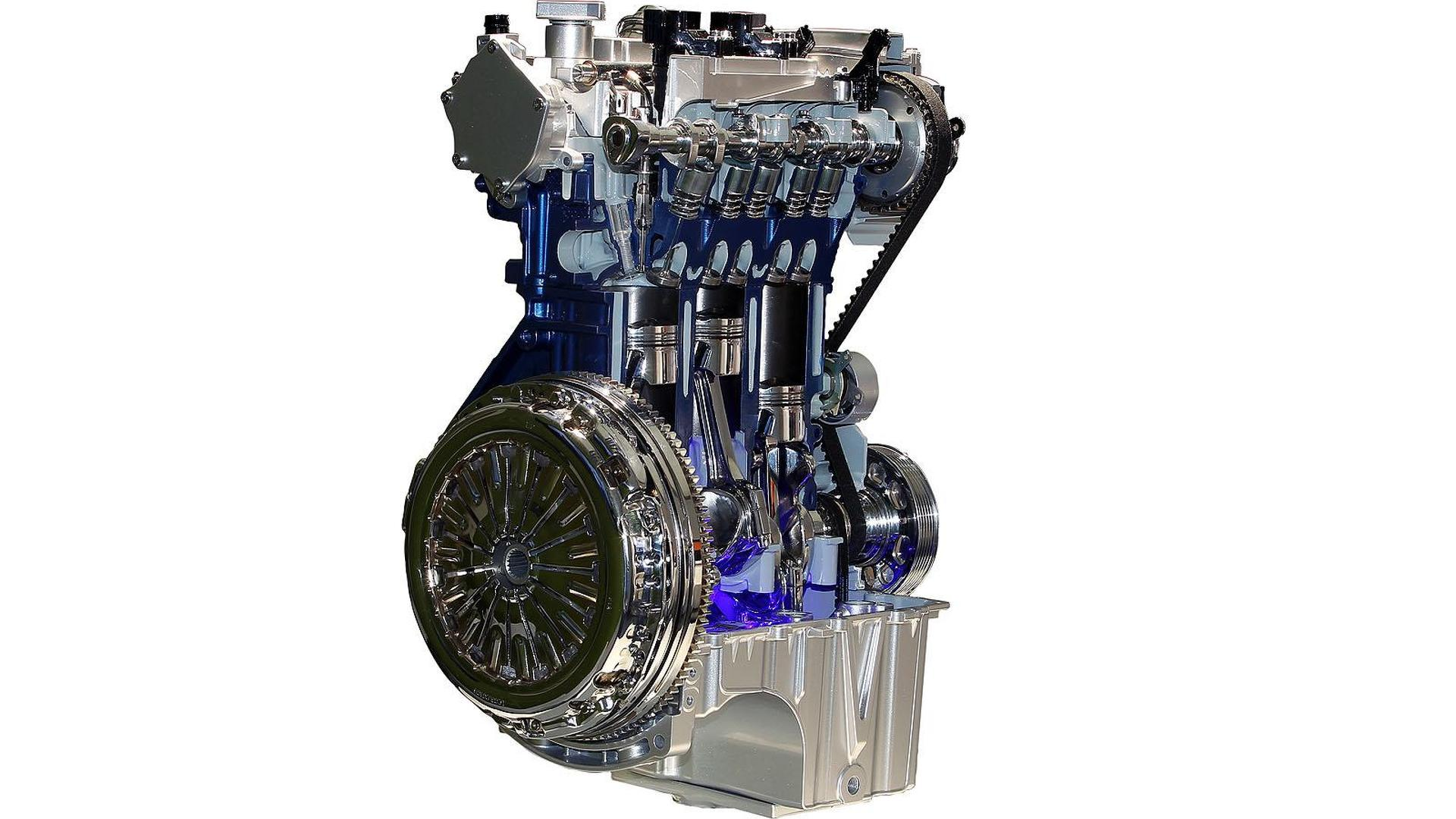 Ford details the 1.0-liter EcoBoost engine