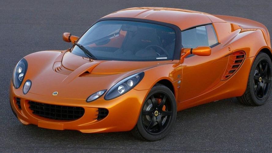 40th Anniversary Lotus Elise S Announced
