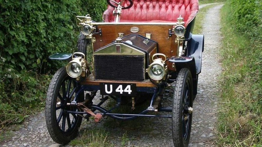 World's Oldest Rolls-Royce up for Auction
