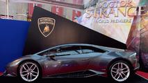 Lamborghini Huracan stars in Marvel's 'Doctor Strange'