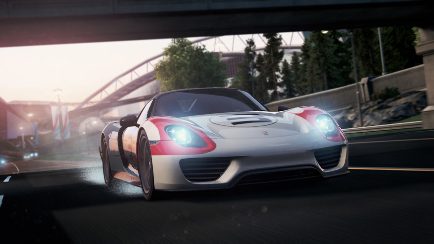 Porsche ends exclusive deal with EA, open to other game makers