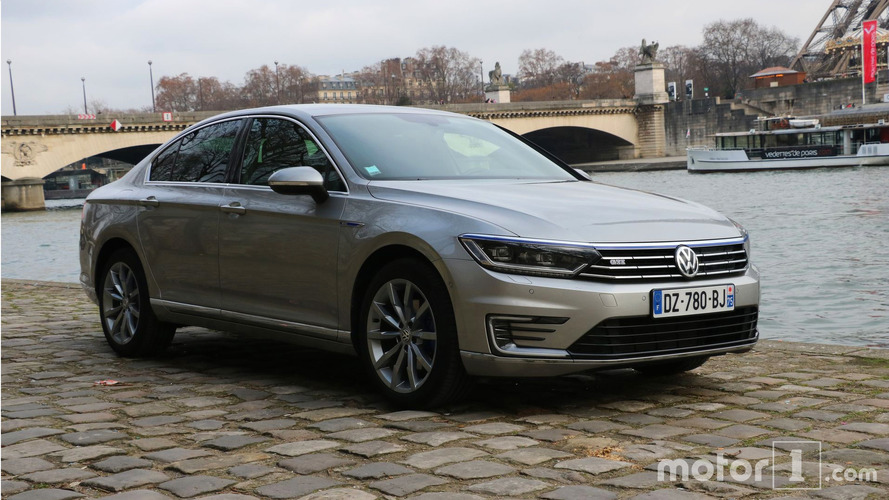 Essai Volkswagen Passat GTE - Un temps d'avance sur demain