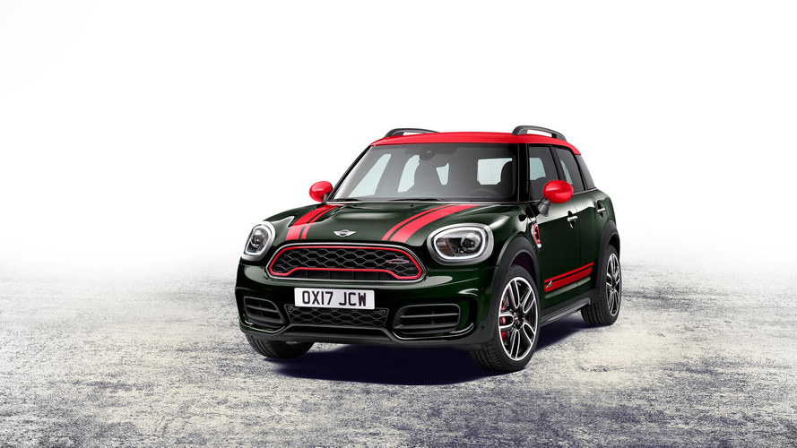 2018 Countryman JCW packs 228 hp into not-so-Mini body