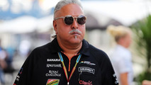 Force India financial rumours must 'stop' - Mallya