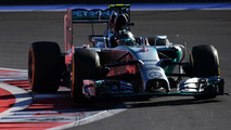 Rosberg not giving up on 2014 title