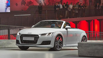 Audi TT Roadster live from Volkswagen's Paris Motor Show preview evening