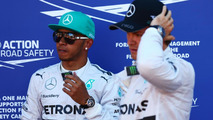 Hamilton declares Senna-style war on Rosberg