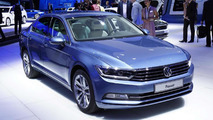 2015 Volkswagen Passat at 2014 Paris Motor Show