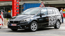 BMW 2-Series Active Tourer seven-seater spied once again