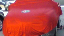 Alfa Romeo Junior spy photo