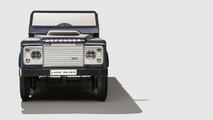 Land Rover Defender Pedal Car concept