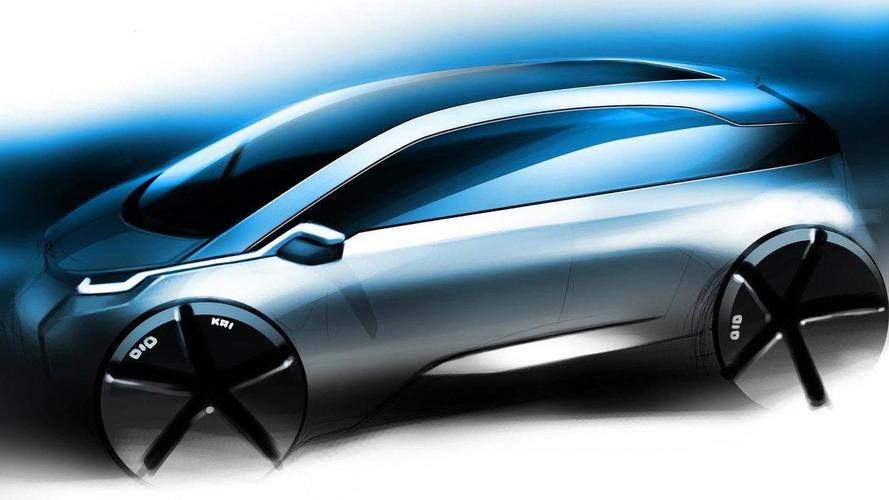 BMW Megacity teaser photos released