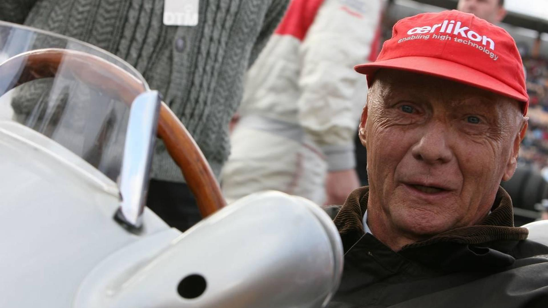 Lauda denies money powered Mercedes dominance