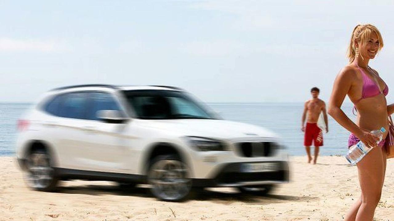 New BMW X1 SUV
