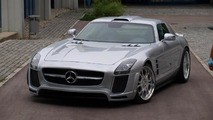 Mercedes SLS AMG by FAB Design