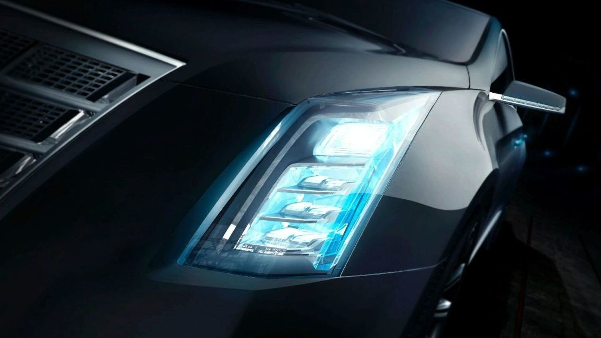Mystery Cadillac Concept Confirmed as XTS