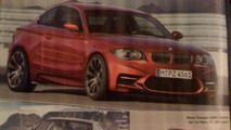More Details on BMW 1-Series M Allegedly Surface  - Including Wheel Teaser