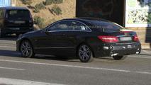 2014 Mercedes E-Class Coupe spy photo 26.9.2012