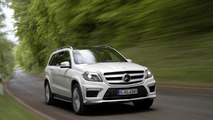 Mercedes GL63 AMG officially revealed with 550hp
