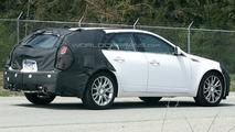 Cadillac CTS Wagon Caught
