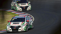 2013 Honda Civic WTCC 07.08.2013