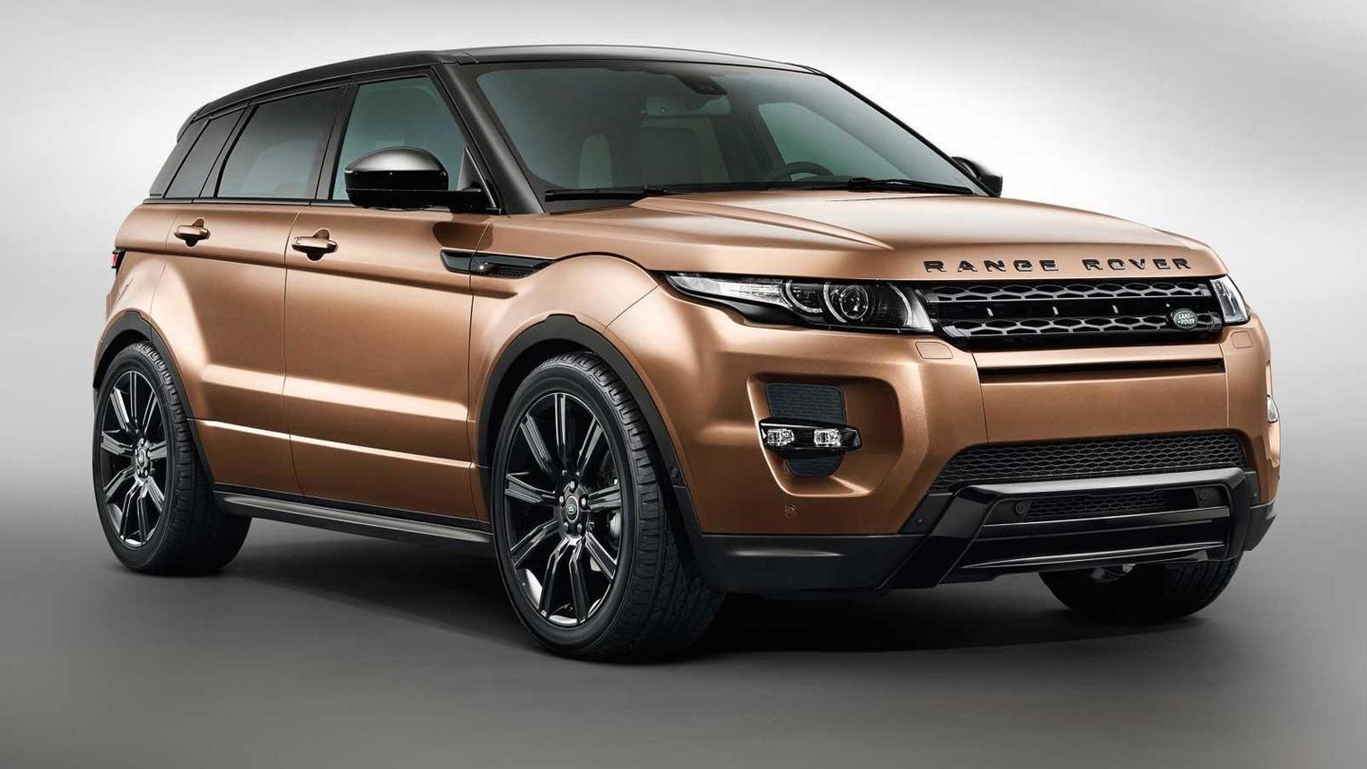Range Rover Evoque XL set for 2016 arrival - report