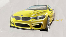 BMW M4 Coupe concept officially unveiled [VIDEOS ADDED]