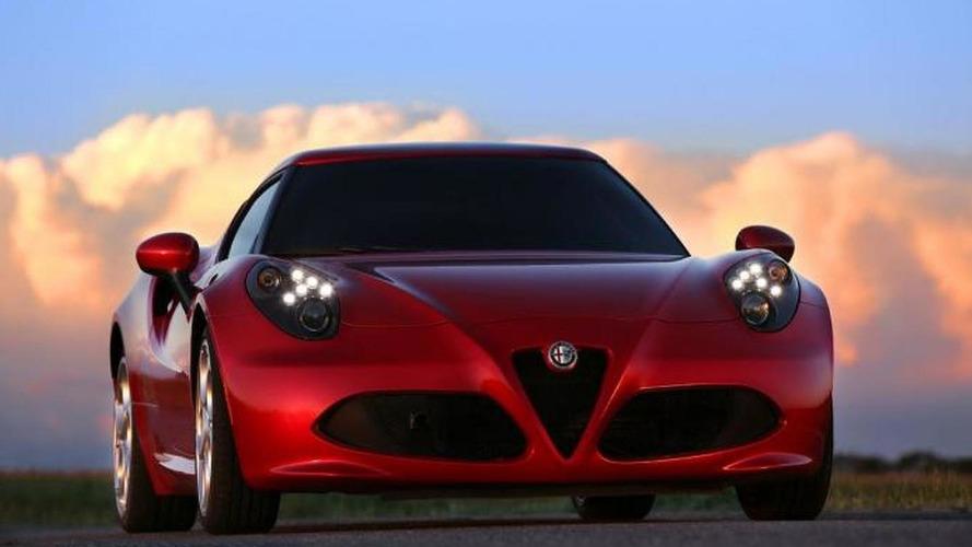 Alfa Romeo 4C laps the Nürburgring in 8:04 - report