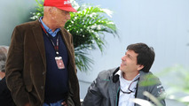 Lauda, Wolff will not attend FIA hearing