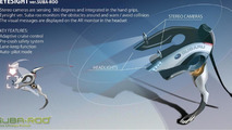 Subaru SUBA-ROO personal mobility vehicle LA Auot Show Design Challenge sketch 14.11.2013