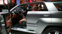 Jeep Trailhawk Concept Unveiled at NAIAS