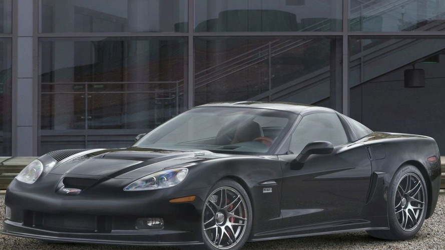 Jay Leno's 8.2L 600hp Corvette Z06 at SEMA