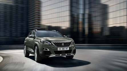Peugeot 3008 - 300 ch pour l'hybride en 2019 ?