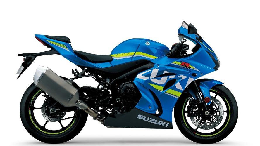 2017 Suzuki GSX-R1000