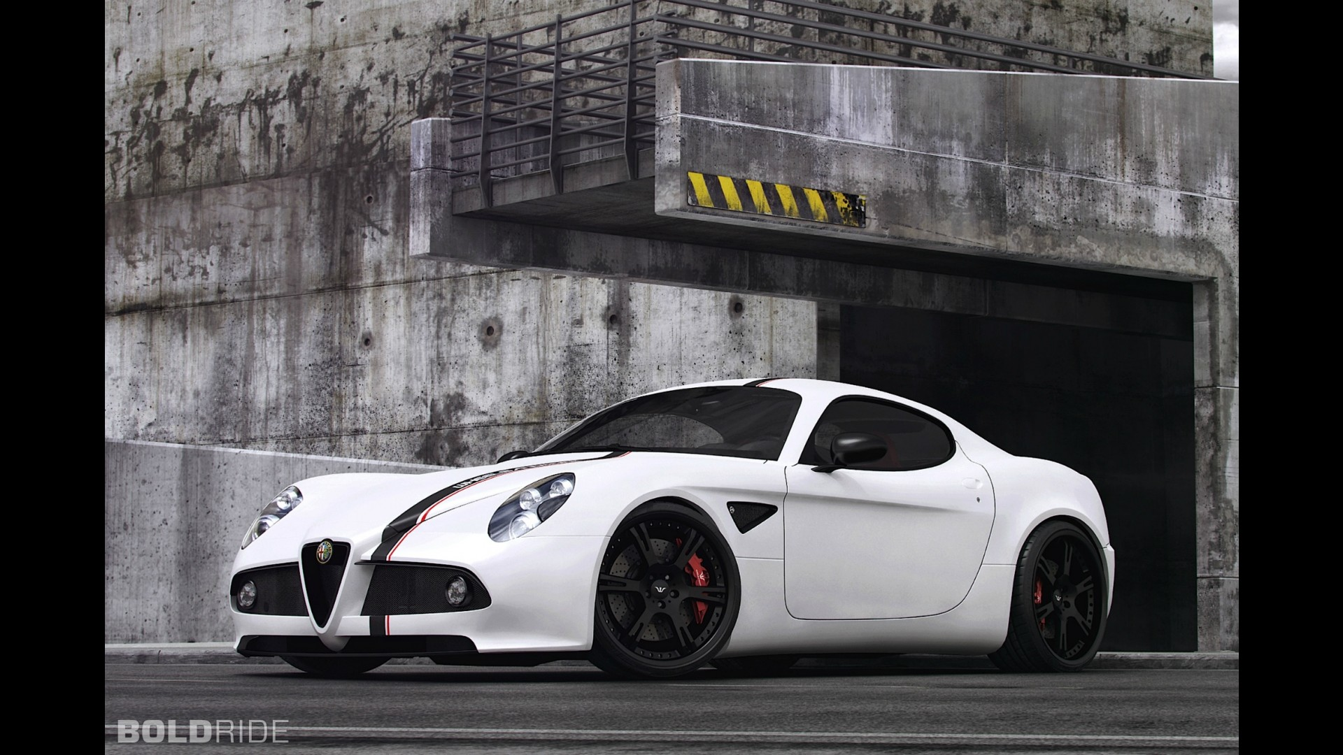 Wheelsandmore Alfa Romeo 8C