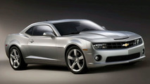 2010 Camaro SS First Official Photo