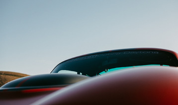 Traversing Time and Culture in a Superformance Daytona Coupe
